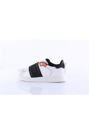 Moa Sneakers Slip on Men and white