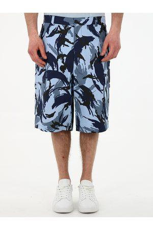 Kenzo Printed Cargo shorts