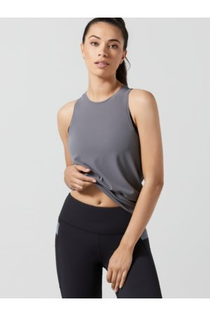 Lilybod Charcoal Kendall Tank Top
