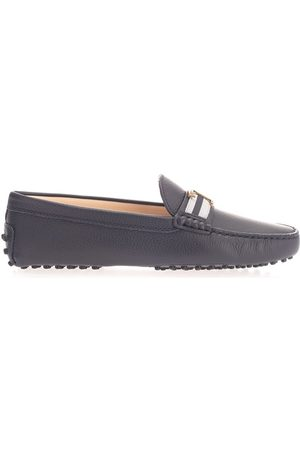 Tod's Women Loafers - WOMEN'S XXW00G0CY765J1U824 LEATHER LOAFERS