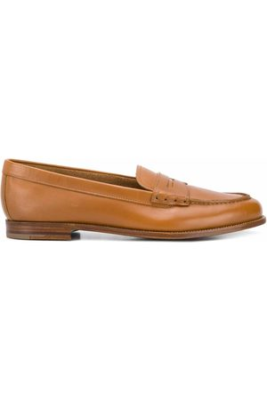 Church's WOMEN'S DD00469FGF0ABR LEATHER LOAFERS