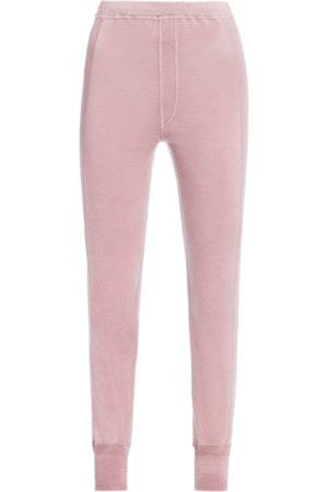Prada Women's Knit Cashmere Lounge Pants - - Moda Operandi