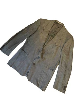 Emanuel Ungaro VINTAGE \N Linen Jacket for Men