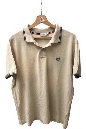 Moncler Men Polo Shirts - \N Cotton Polo shirts for Men