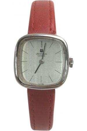 Universal Geneve Men Watches - \N Steel Watch for Men