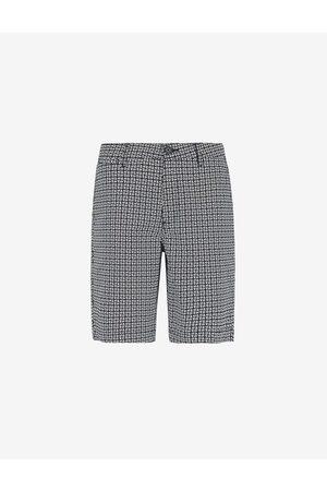 Armani Shorts Marine Cotton, Elastane