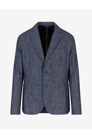 Armani Men Blazers - Blazer Cotton