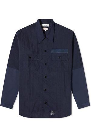 FDMTL Side Zip Oversized Shirt