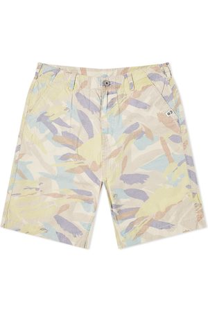 Element X Nigel Cabourn Camo Overall Short