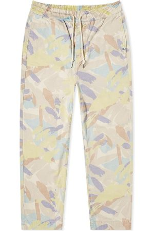 Element Men Pants - X Nigel Cabourn Camo Overall Pant