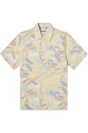Element X Nigel Cabourn Camo Short Sleeve Shirt