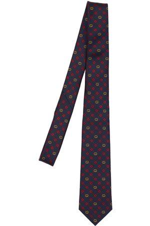 Gucci 7cm Silk Tie