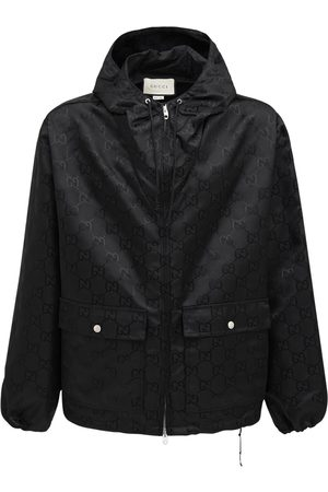 Gucci Men Jackets - Off The Grid Zip-up Tech Jacket
