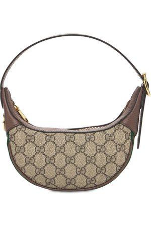 Gucci Women Shoulder Bags - Gg Monogram Canvas Ophidia Shoulder Bag