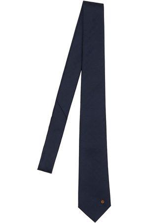 Gucci 7cm Gg Silk Tie