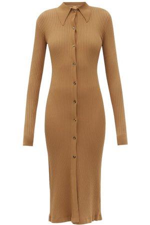 Dodo Bar Or Ella Ribbed Midi Dress - Womens