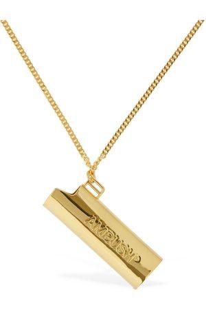 AMBUSH Lighter Case Long Necklace