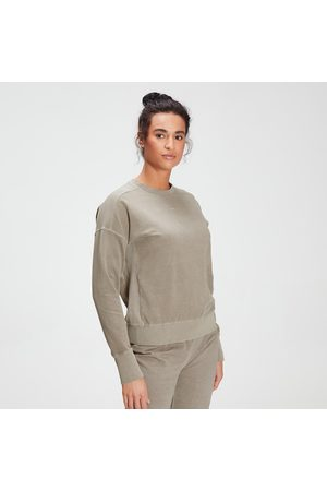 MP Women's Raw Training Washed Crew Sweat