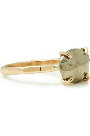 MELISSA JOY MANNING Woman 14-karat Pyrite Ring Size 7