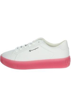 Champion Sneakers Women Pelle Sintetico