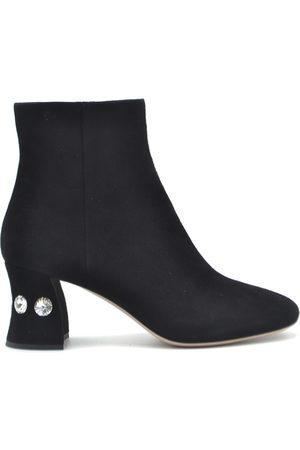 Miu Miu Boots Women chamois : 100%