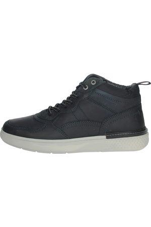 Wrangler Sneakers Men Pelle