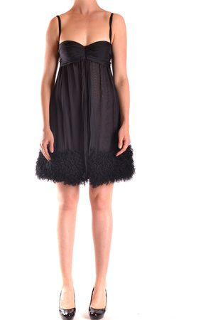 D&G by Dolce & Gabbana Elegant Women lambskin : 5%, silk : 95%