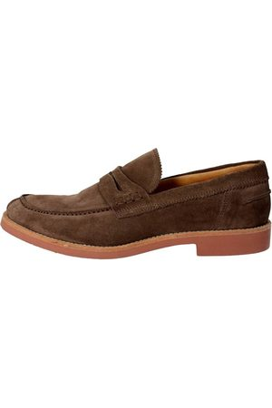 Corvari Loafers Men Camoscio