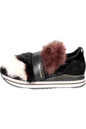 Crime london Women Sneakers - Sneakers Women Camoscio