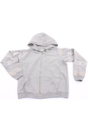Twin-Set Hoodies Girls Grey