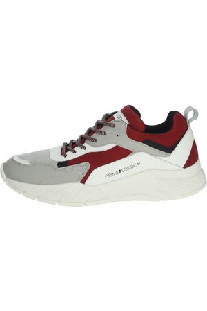 Crime london Sneakers Men Pelle/nylon
