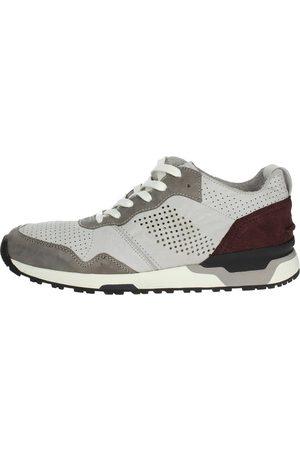Crime london Men Sneakers - Sneakers Men Grey Nabuk