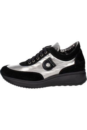 agile by rucoline Sneakers Women Camoscio/nylon