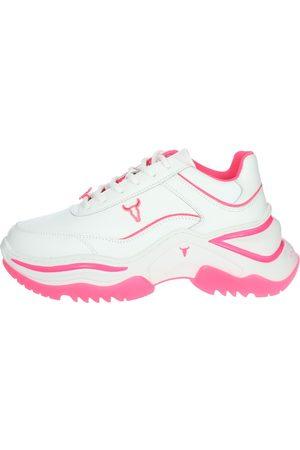 Windsor Sneakers Women Pelle