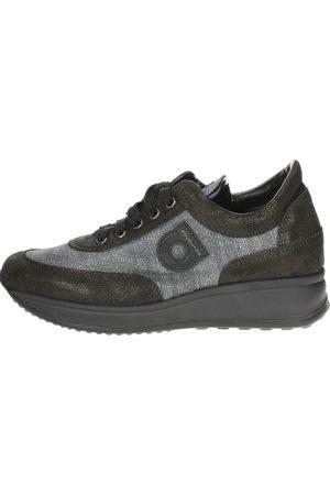 AGILE BY RUCOLINE Sneakers Women Camoscio/tessuto