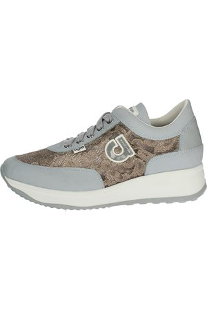 AGILE BY RUCOLINE Women Sneakers - Sneakers Women Grey Pizzo