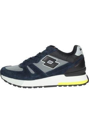 LOTTO LEGGENDA Sneakers Men Camoscio/nylon
