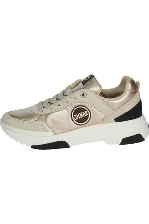 Colmar Sneakers Women Platinum Pelle/camoscio