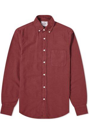 Portuguese Flannel Belavista Button Down Oxford Shirt