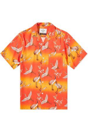 Portuguese Flannel Men Shirts - Tazu Vacation Shirt