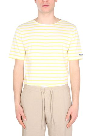 "SAINT JAMES Men T-shirts - ""modern levant"" t-shirt"