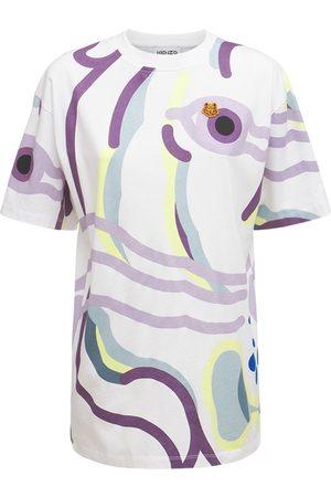 Kenzo Women T-shirts - Wwf Capsule Organic Cotton T-shirt