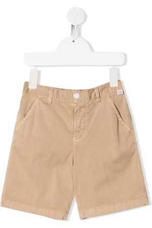 Il gufo Girls Shorts - Fitted chino shorts