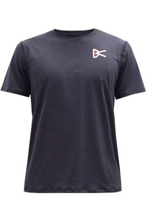 District Vision Air Wear Logo-print T-shirt - Mens