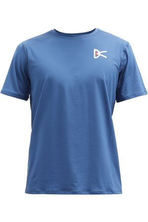 District Vision Men T-shirts - Air Wear Logo-print T-shirt - Mens