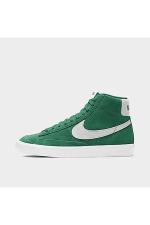 Nike Men Casual Shoes - Men's Blazer Mid '77 Suede Casual Shoes in /Pine Size 8.0