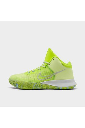 Nike Men Basketball - Kyrie Flytrap 4 Basketball Shoes in /Barely Volt Size 7.5