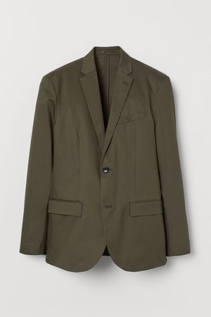 H&M Slim Fit Unconstructed Blazer