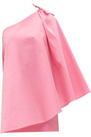 Bernadette Benedicte One-shoulder Taffeta Mini Dress - Womens
