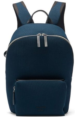 Troubadour x Sunspel Men Rucksacks - Slipstream Canvas Backpack - Mens - Navy